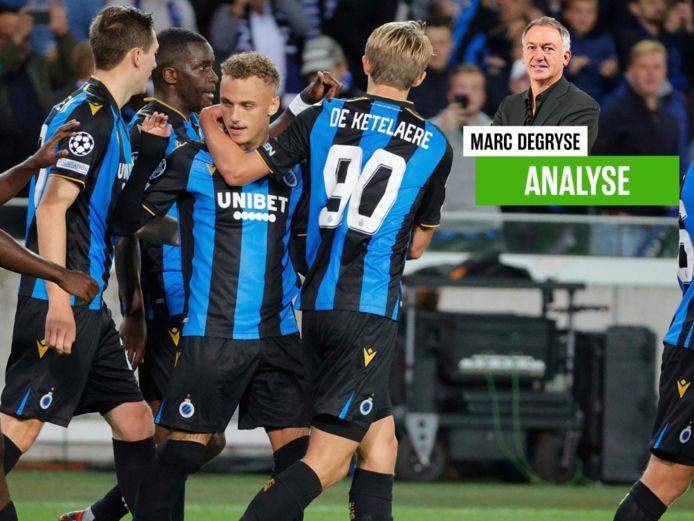 Marc Degryse over Leipzig-Club.