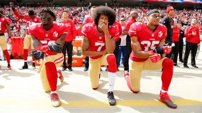 """NFL komt met excuses aan Kaepernick en andere protesterende spelers: """"We hadden ongelijk om niet te luisteren naar hen"""""""