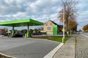 Het waterstofstation Dats24 langs de Gentsesteenweg in Erpe-Mere.