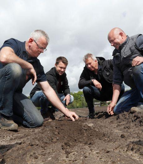 Drie duurzame Achterhoekse bedrijven slaan de handen ineen: 'Het roer moet om in de landbouw'