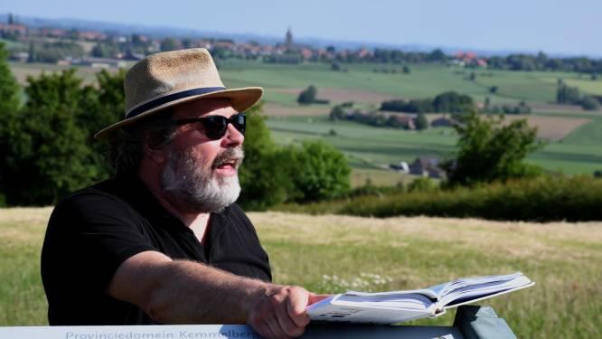 'Een berg vol verhalen': muzikale wandeling met Yves Bondue op de flanken van de Kemmelberg