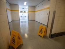 Slipgevaar in zwembad: nieuwe laag op vloer De Schop in Asten