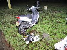 Scooterrijder gewond na botsing met auto in Waalwijk