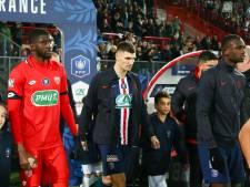 Le PSG et Meunier écrasent Dijon en Coupe de France