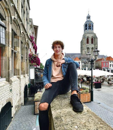 Max (18) houdt wel van een feestje: 'Ik wil zelf later festivals organiseren'