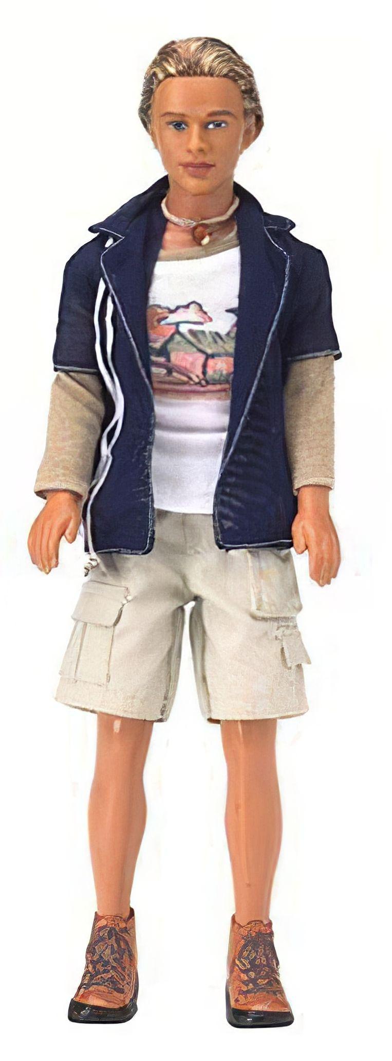 Blane, 2004 Beeld Mattel