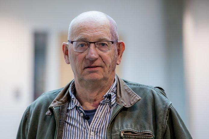 De Schouwse SP-fractievoorzitter Reint Laan