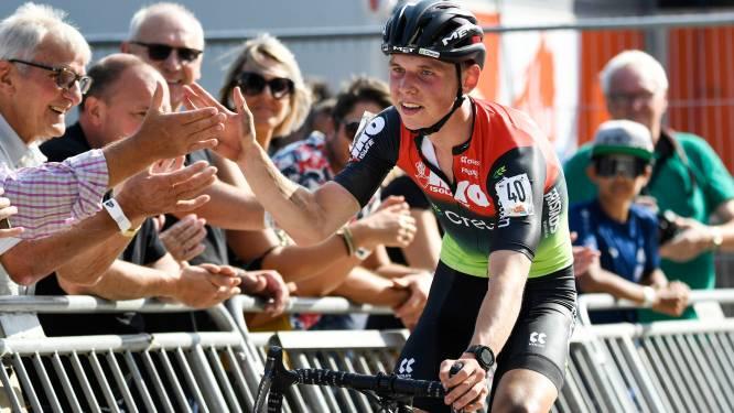 """Aaron Dockx drie keer op rij tweede: """"En toch trek ik naar de Koppenbergcross om er te winnen"""""""