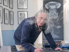 Jan-Willem Hament is niet zo van de elitaire kunst:  'Leuntje en Merien zijn van iedereen'