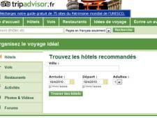 Tripadvisor et Hotels.com assignés par des hôteliers