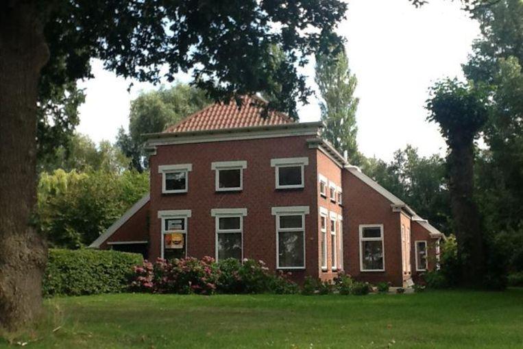 Vriescheloo, Groningen, bouwjaar 1898, perceel 1.551 m2. Beeld null