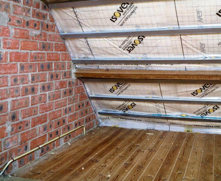 De Vlaamse overheid heeft sinds begin dit jaar een aantal bouweisen vervangen door het schilpeil of S-peil.
