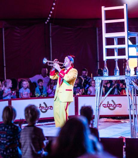 'Hollands Got Talent Amber' brak gráág haar vakantie af voor de terugkeer van het circus in Arnhem: 'We mochten weer!'