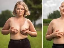 Melanie (28) blogt over haar gevecht tegen borstkanker: 'Er zitten ook mooie kanten aan'