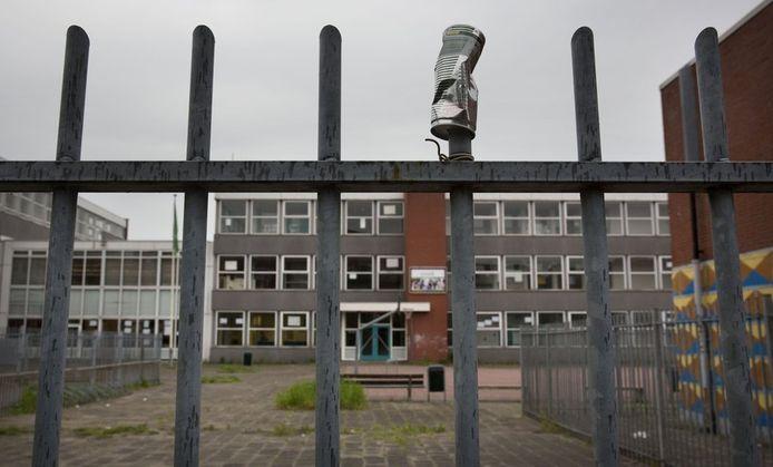 De Ibn Ghaldoun-scholengemeenschap in Rotterdam.