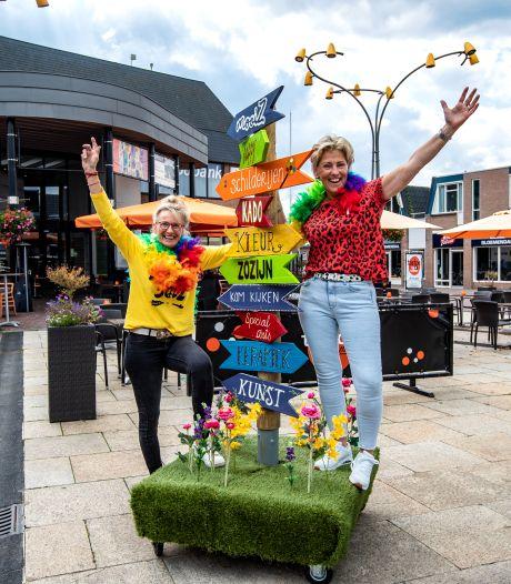 Primeur in Holten, MooiZ opent eerste centrale verkooppunt 'kado's met een verhaal' van ZoZijn