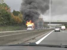Les voies dégagées après l'accident sur le ring intérieur de Bruxelles