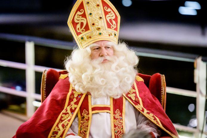 Wim Opbrouck is ook zéér goeie vrienden met Sinterklaas.