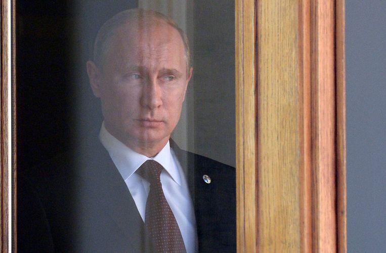 Vladimir Poetin.  Beeld © AFP