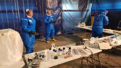 Grootschalige oefening moet hulpdiensten voorbereiden op biologische terreuraanslag