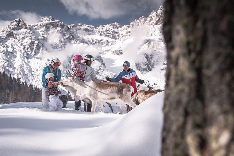 Zuid-Tirol.  Beeld rv