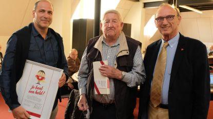 Drenkeling Alfons (88) ontmoet zijn redder