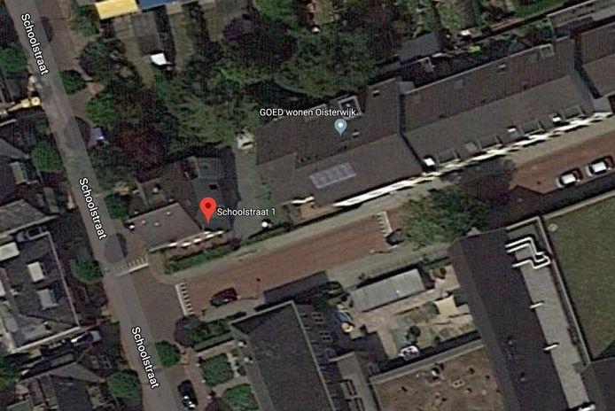 De gemeente Oisterwijk verkoopt Schoolstraat 1