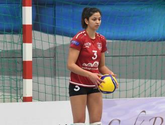 """Caitlin Van de Perre (Antwerp Ladies): """"De volgende wedstrijden tegen Tchalou Volley kunnen belangrijke punten opleveren"""""""