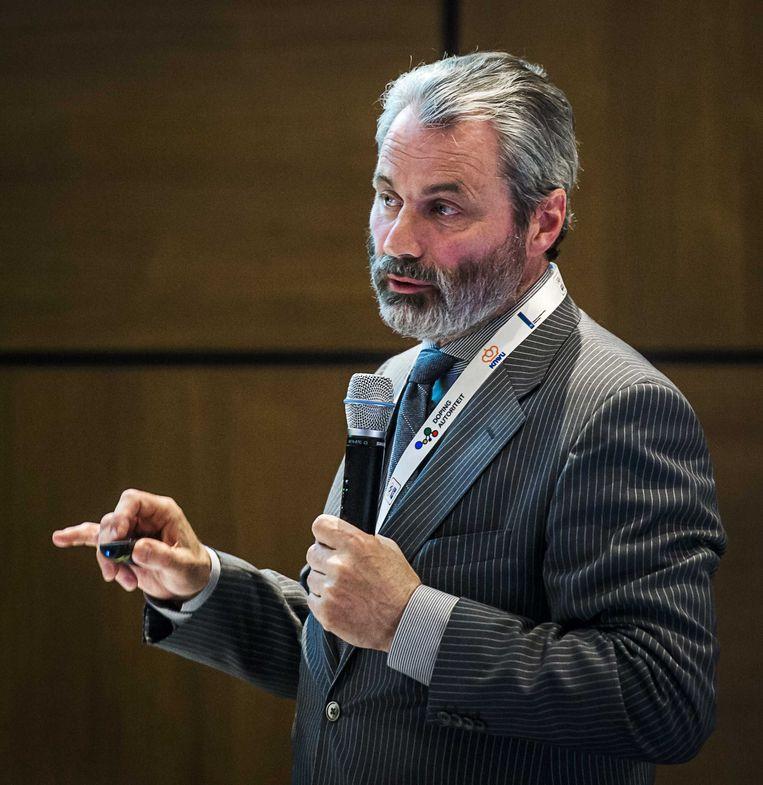Herman Ram, directeur van de Dopingautoriteit. Beeld ANP