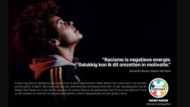 Nieuw actieplan moet het melden van racisme in het Belgische voetbal toegankelijker maken