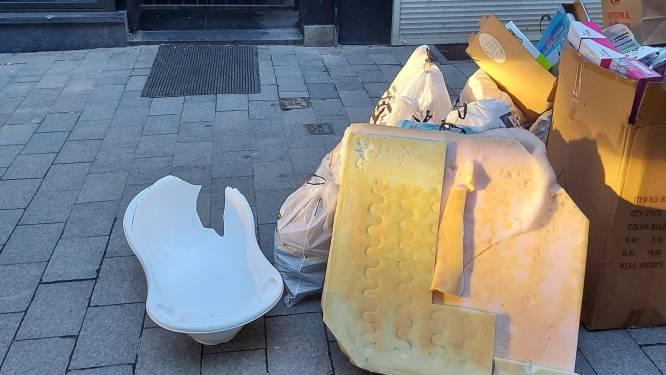 Acht sluikstorters op heterdaad betrapt in Berchem