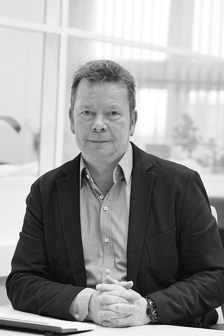 Arnoud Verhoeff, hoofd afdeling epidemiologie, GGD Amsterdam Beeld -