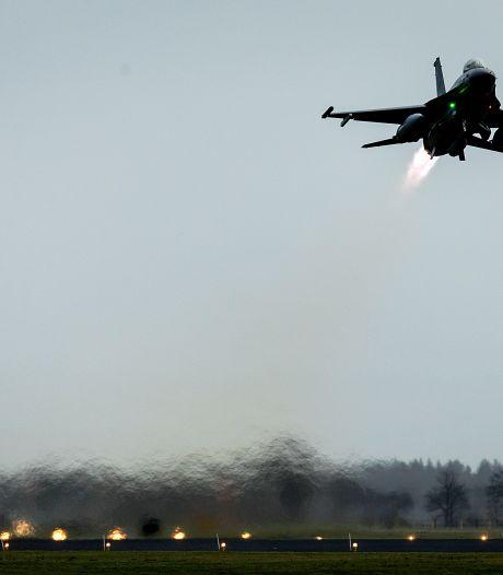 Vliegbasis Volkel bewaakt weer het luchtruim van de Benelux