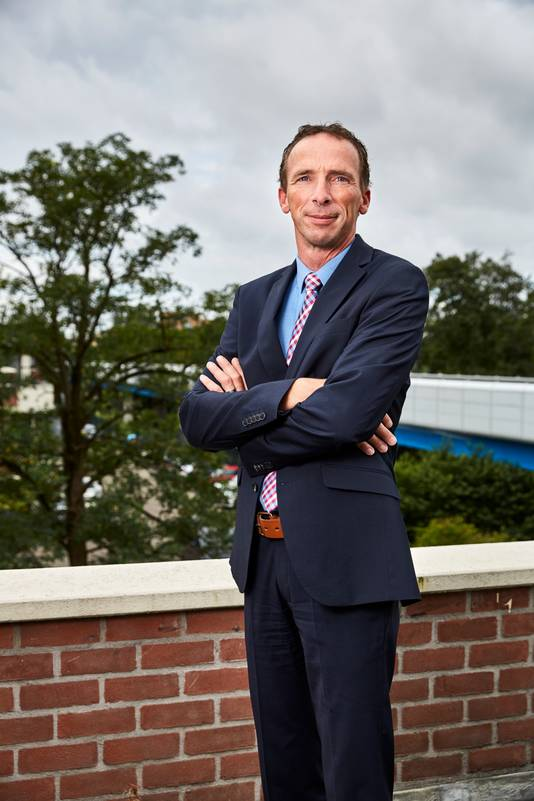 Hans van der Ploeg, directeur VBO Makelaars.