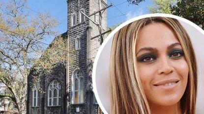 Beyoncé koopt kerk in New Orleans: prijskaartje 721.500 euro