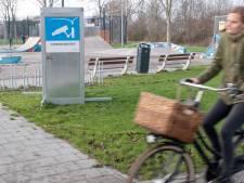 Cameratoezicht bij skatebaan in Zierikzee heeft effect