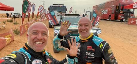 Tim Coronel haalt dertiende Dakar-medaille op, maar wil nu eens doorstoten naar top 20-notering