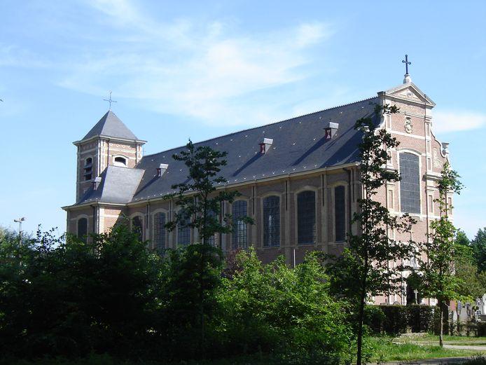Sint-Catharinakerk Wondelgem