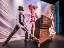 D!on The Great Magician toch 'on stage' in het Rietveld Theater: 'Alleen live voel je de magie'