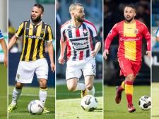 Het rijke voetballeven van Strijpenaar Rochdi Achenteh: geen privéjet, maar spelen voor Kozakken Boys