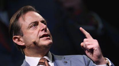 """De Wever: """"Premier Michel, bespaar ons pompeuze verklaringen over de goede kant van de geschiedenis"""""""