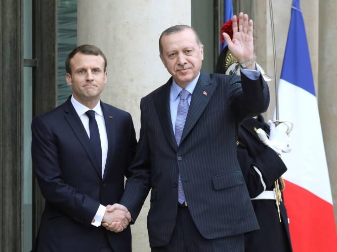 Hoe kon het zo escaleren tussen Macron en Erdogan?