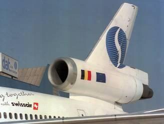 Sabena vangt bot bij failliete Swissair