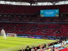 Il y aura 40.000 personnes à Wembley pour la fin de l'Euro