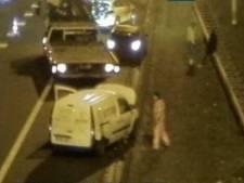 Flinke files rondom Rotterdam na ongeluk; vertraging neemt af
