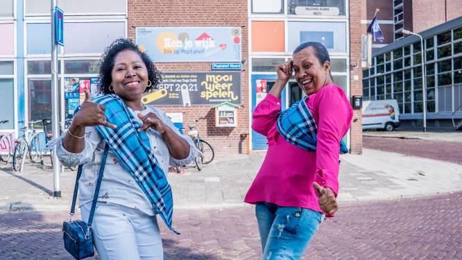 Sherida en Soraida vechten voor Poptahof: 'Er wonen hier zóveel leuke mensen!'