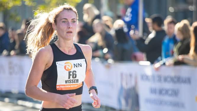 De Visser droomt na sterk debuut van nóg snellere marathontijden