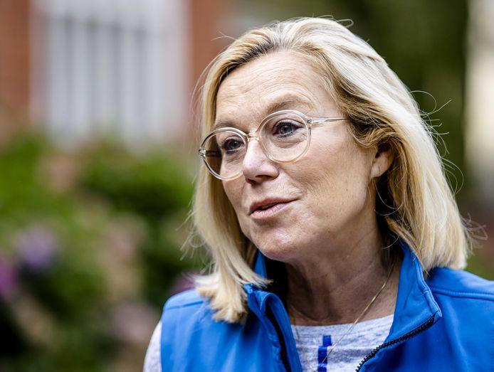 Sigrid Kaag (D66).