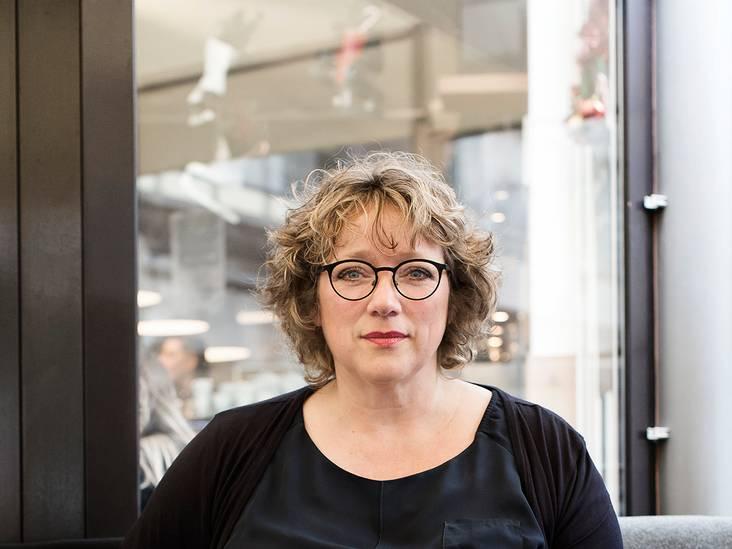 Nicky Maas: lunchcafé en een huis vol hormonen
