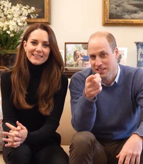 William et Kate lancent leur chaîne YouTube